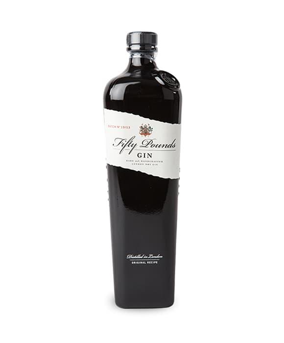 50磅琴酒 700ml , 43.5%
