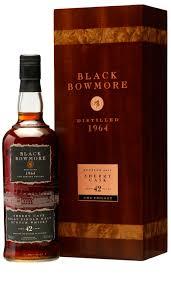 黑波摩艾雷1964單一麥芽蘇格蘭威士忌750ML, 40.5%